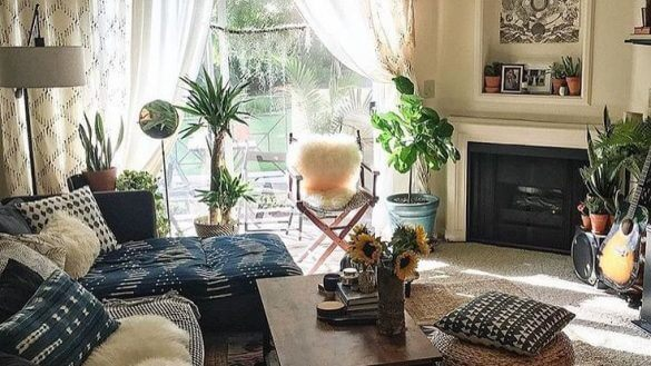 Bohemian Home Décor For Every Single Room